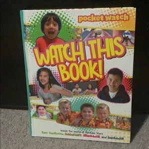 Watch This Book Like New